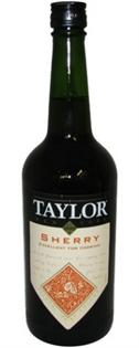 Taylor Cooking Sherry 750ml - Case of 12